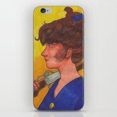 Lilian G. iPhone & iPod Skin