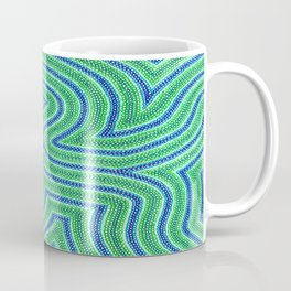 Abstract Druzy #2 Coffee Mug
