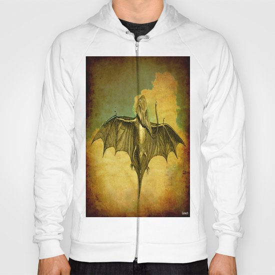 Bat - Elephant  Hoody