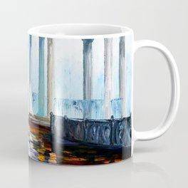 Tardis Stay Watching The Girl Coffee Mug