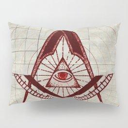 Freemason Symbolism Pillow Sham