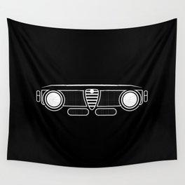 Alfa GTA Grill Wall Tapestry