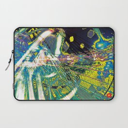 In Psyde 02 Laptop Sleeve