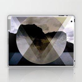 Hipster Hill Laptop & iPad Skin