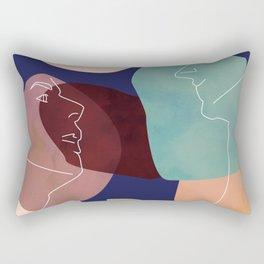 Call Me By Your Name Rectangular Pillow