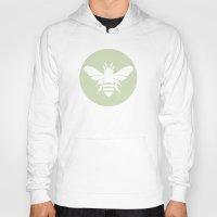 beetle Hoodies featuring Beetle by Lídia Vives
