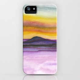 Abstract nature 06 iPhone Case