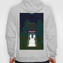 The abduction of Mr. Rabbitson Hoody