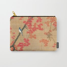Flowers Japanese U-kiyo Carry-All Pouch