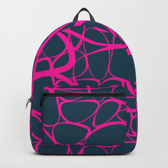 Abstract No6 Backpack