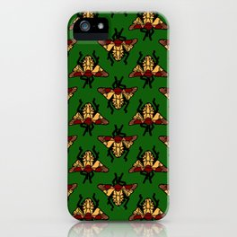 Insects iPhone Case