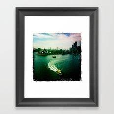 Sydney Harbour Opera House Framed Art Print