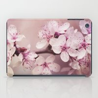 cherry blossom iPad Cases featuring Cherry Blossom by LebensART Photography