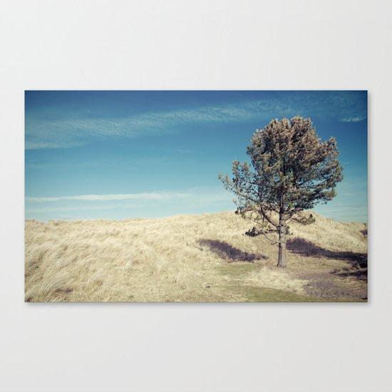 tree (it has magic lumber)... Canvas Print