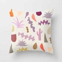 Desert Dreams Throw Pillow