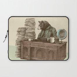 Bearocrat Laptop Sleeve