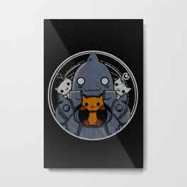 Full metal alchemist Metal Print