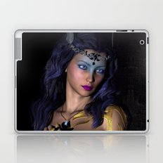 Painted Lady Laptop & iPad Skin