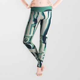 Believe you can Leggings