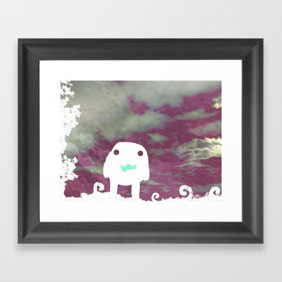 In A Dream Framed Art Print