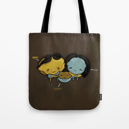 They Totally Smelted Tote Bag