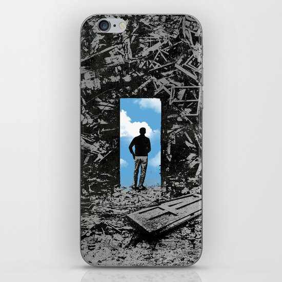 The Optimist iPhone & iPod Skin