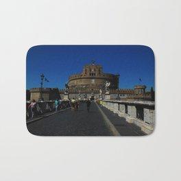 Castel Sant'Angelo, Rome, Italy Bath Mat