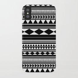 Tribal #5 iPhone Case