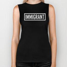 Immigrant Biker Tank