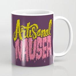 Artisanal Nausea Coffee Mug