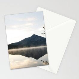 Crested Butte Reflection at Sunrise Stationery Cards