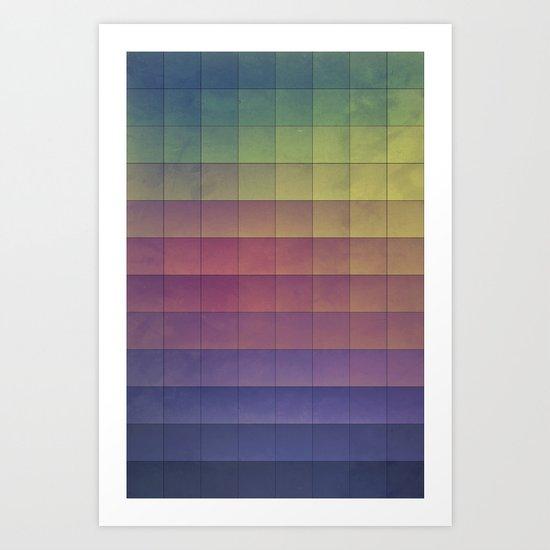 ycebyx Art Print