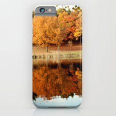 Fall Reflections iPhone 6s Slim Case