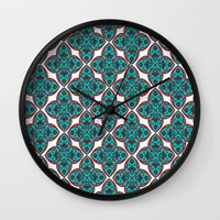 persian Wall Clocks featuring Persian Style! by Tahereh Abdoli