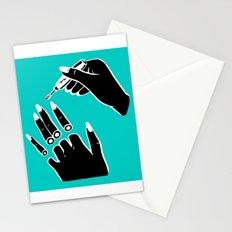 Soft Sensuality Stationery Cards