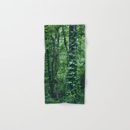 A Tree Grows in the Woods Hand & Bath Towel