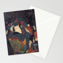 Harimaya Ichicawa Saruhachika Stationery Cards
