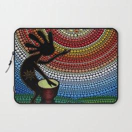 Kokopelli. God of fun and fertility Laptop Sleeve