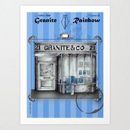 G&R #21 Art Print