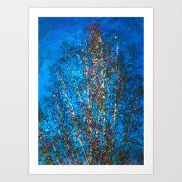 The Tree Top Art Print
