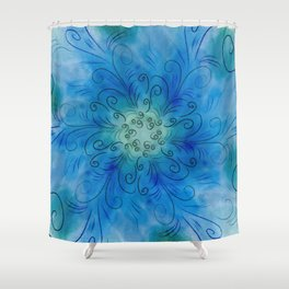 The Start of Something New Shower Curtain