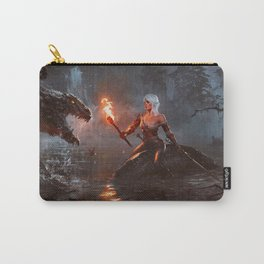 The Witcher Carry-All Pouch