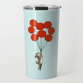 I Believe I Can Fly Chihuahua Travel Mug