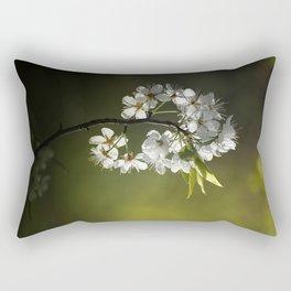 longing for light Rectangular Pillow