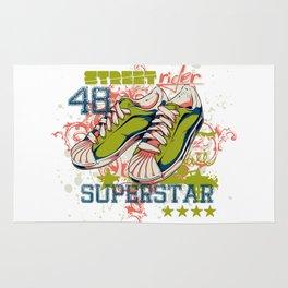 Superstars Rug