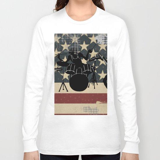 Rock America Long Sleeve T-shirt