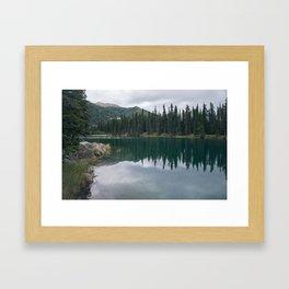 Horseshoe Lake 2 - Denali National Park Framed Art Print
