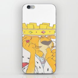 King Richard  iPhone Skin