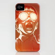 FIREEE! iPhone (4, 4s) Slim Case