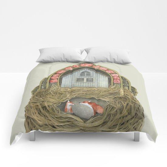 Sweet Home II // Polanshek Comforters